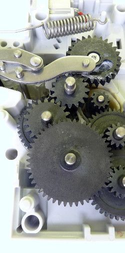 control gearbox
